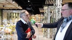 Möbel-Unternehmer Kurt Krieger im Interview