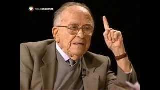 Entrevista Sánchez Dragó a Santiago Carrillo (2007)