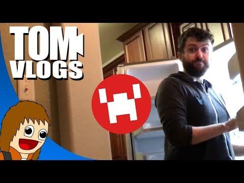 Tom Vlogs: Enter Ze (Jan 14, 2018 - Jan 20, 2018)