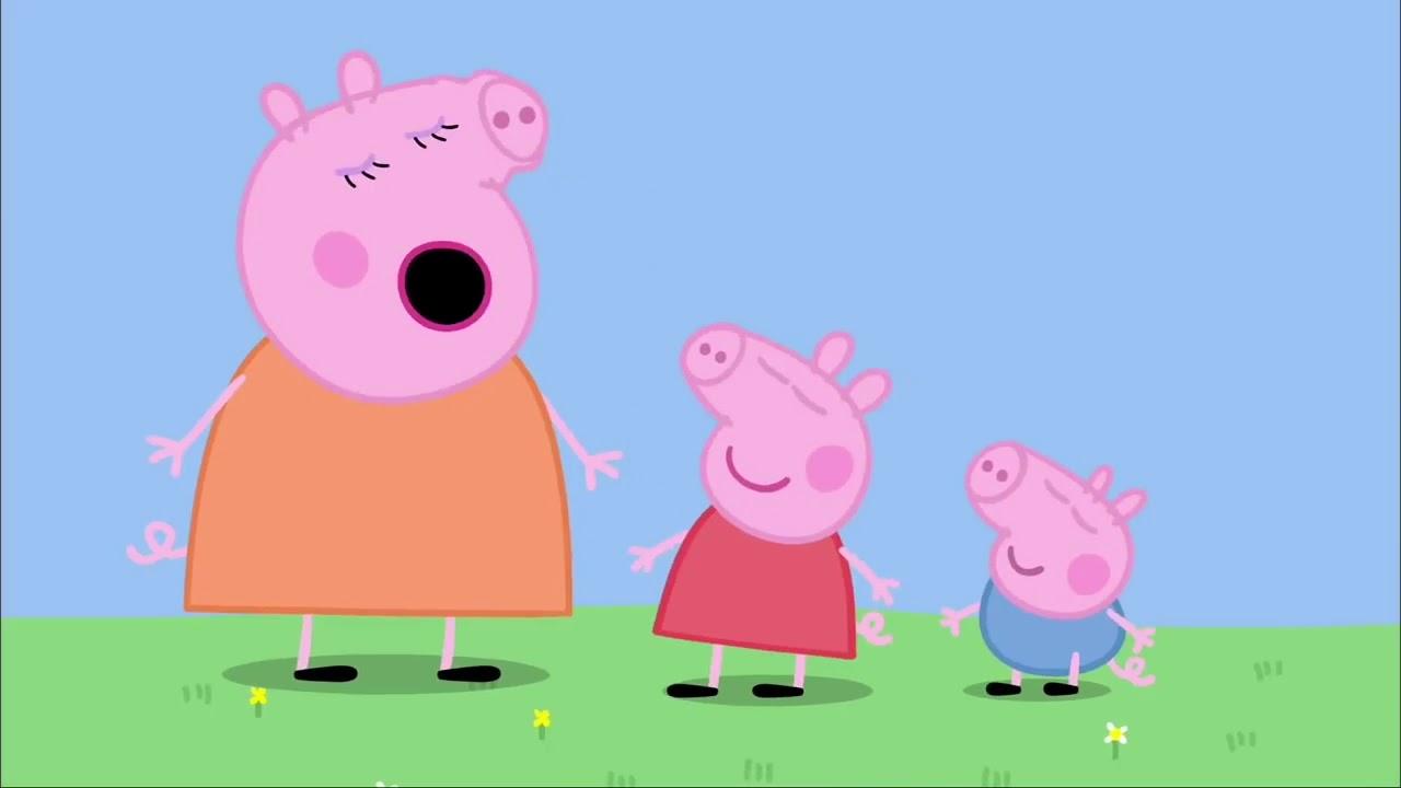 Th Peppa Pig Feet Youtube