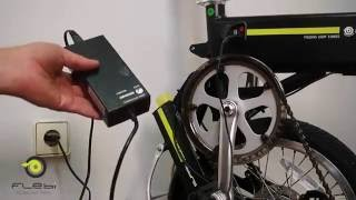 Flebi Supra 2.0: Recarga De La Batería (integrada)