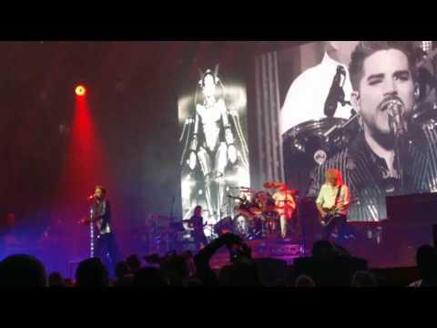 Radio Gaga Queen + Adam Lambert American Airlines Center 8/4/2017