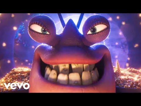 Jemaine Clement - Shiny (from Moana) (Official Video)