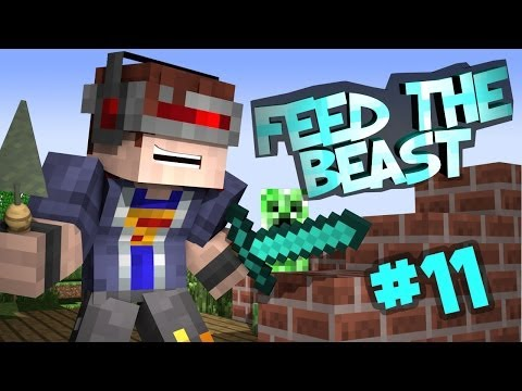 Feed The Beast - 'Unleashed' Part 11: NSPA Jungle Protection