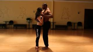 Marc Brewer and Kiri - Classical Kizomba Interlude