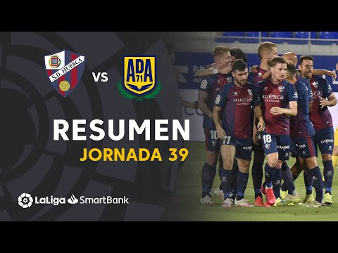 Huesca Alcorcón Goals And Highlights