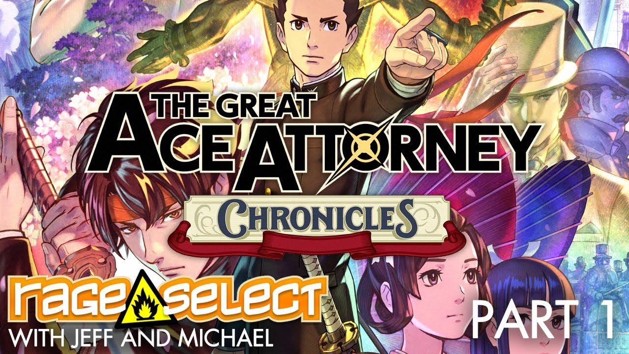 The Great Ace Attorney Chronicles (The Dojo) Let's Play - Part 1