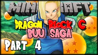 Dragon Block C Buu Saga - Part 4 - HOUSE GUESTS!