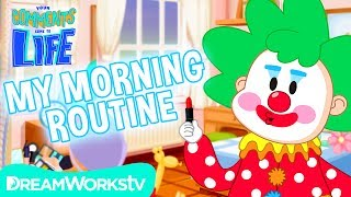 CLOWN Morning MAKEUP Routine + More Funny YouTube Comments | YOUR COMMENTS COME TO LIFE
