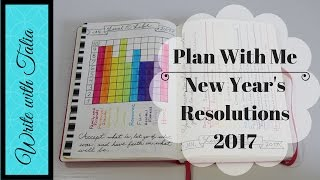 Plan with Me - New Year