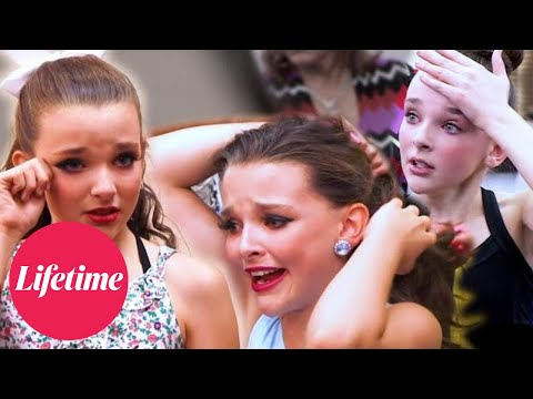 'I HATE IT When You Yell at Me' Kendall Is SO DONE - Dance Moms (Flashback Compilation) | Lifetime