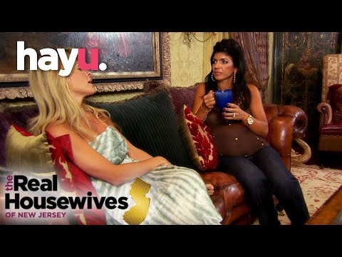 Teresa And Dina Talk About Danielle | The Real Housewives of New Jersey