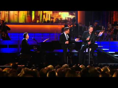 #1=special Michael Buble and Blake Shelton   Home  Live 2008 ) HD(AAC High Quality) m4a