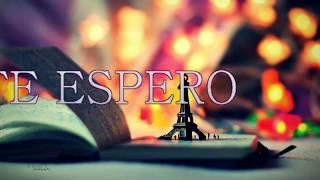 TE ESPERO(MARIO BENEDETTI)/DECLAMADO POR ANDREA RAMIREZ C.