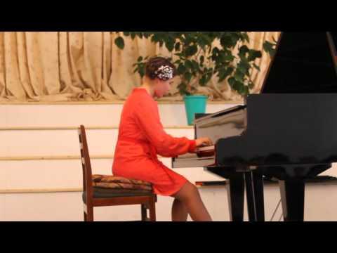 Ф. Мендельсон Песня венецианского гондольера
