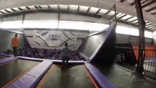 Altitude Trampoline Park in Little Rock, Arkansas