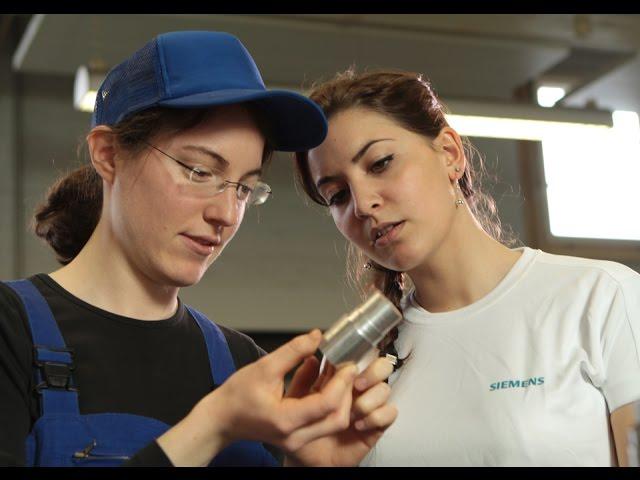 Enter Technik Technisches Jahr für junge Frauen in Berlin
