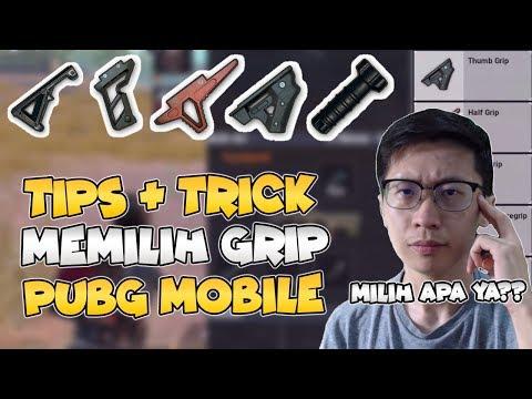 download TIPS & TRICK Memilih GRIP Sesuai Cara Bermain Pemula - Pro di PUBG Mobile!