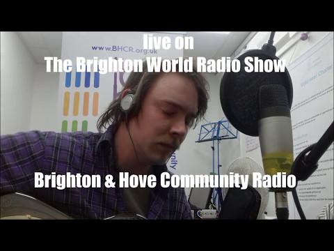sportng life blues   - joonas kuokka live on the brighton world radio show
