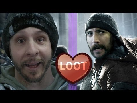 LOOTERS GONNA LOOT - The Division Gameplay