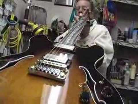 Tom Bradfield made Kalamazoo Gibson Guitars - Mlive