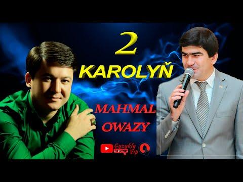 Palwan Halmyradow \u0026 Hajy Yazmammedow (Janlyses Türkmen Toy)
