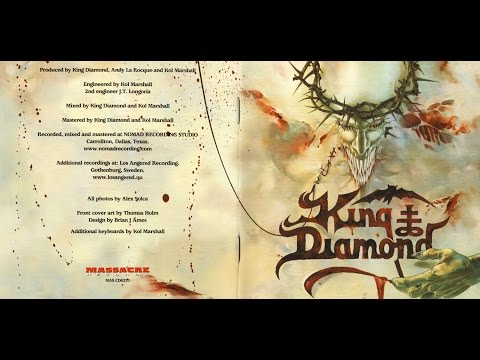 King Diamond  House of God Full Album