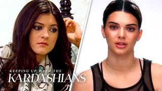 Kylie & Kendall Jenner: All the Sister Drama | KUWTK | E!