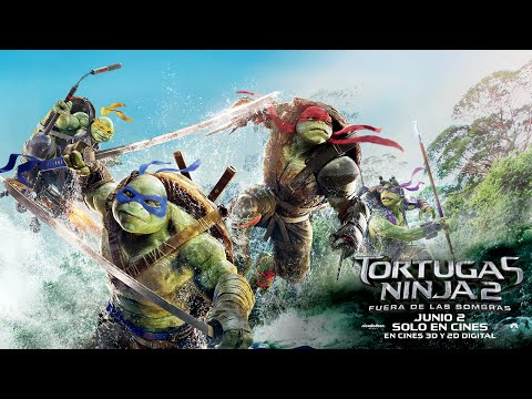 Tortugas Ninja 2 Fuera de las Sombras | Encuentro