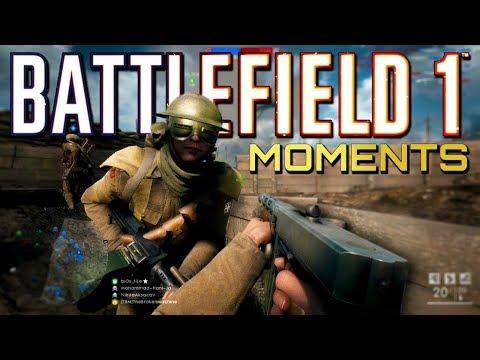 Battlefield 1: GET REKT! Multiplayer Moments (PS4 Pro Multiplayer)