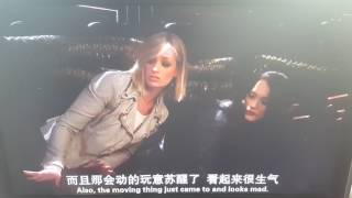 2 Broke Girls - sex in a middle of a get out quiz scenes