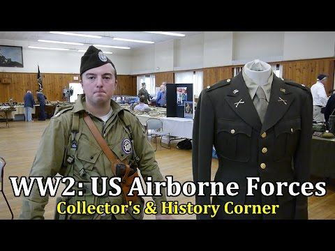 WW2: US Airborne Forces | Collector's And History Corner