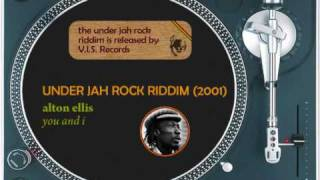 Under Jah Rock (2001) Gregory Isaacs, Alton Ellis, Lorna Asher, Luciano, Courtney Melody