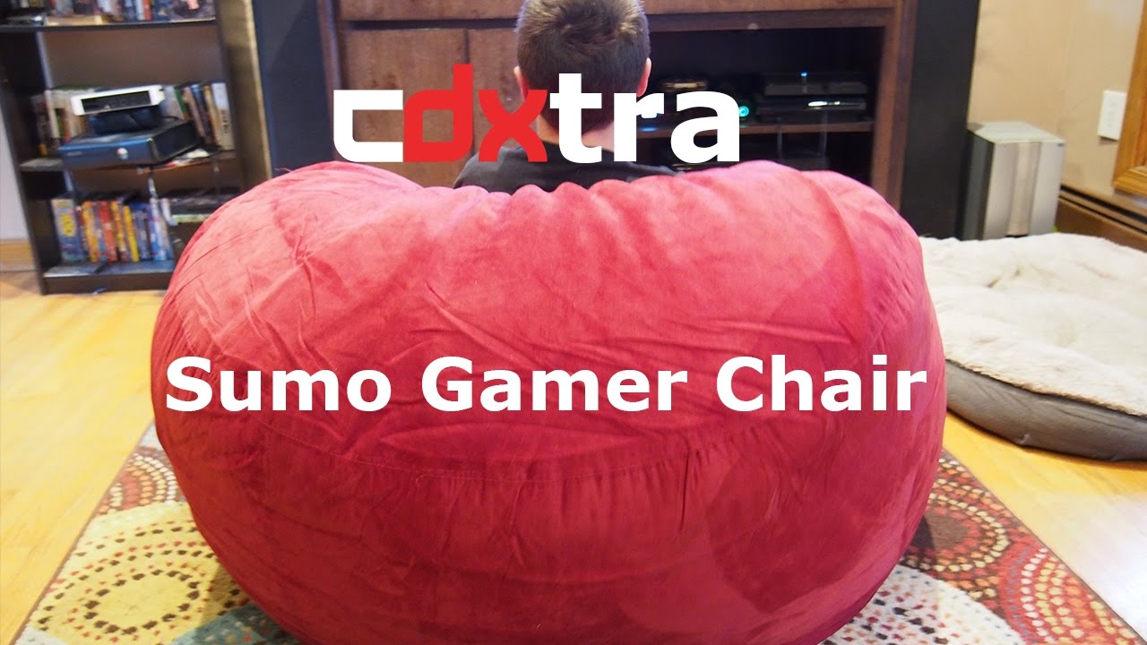 Sumo Gamer Bean Bag Chair Review Collectiondx Cdxtra