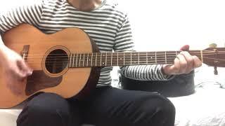 使用ギター: K.YAIRI K-7.