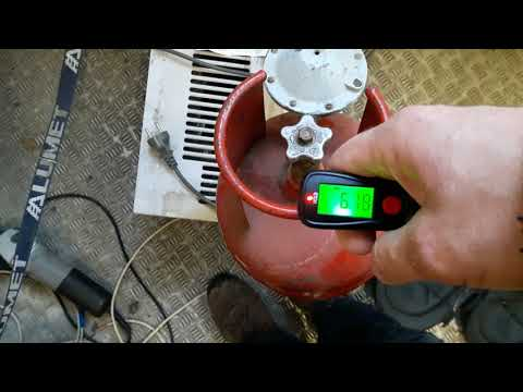 газовый конвектор АКОГ-3 расход пропана