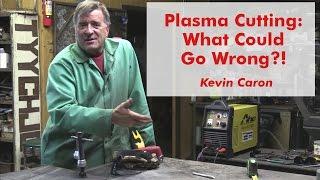 Plasma Cutting: