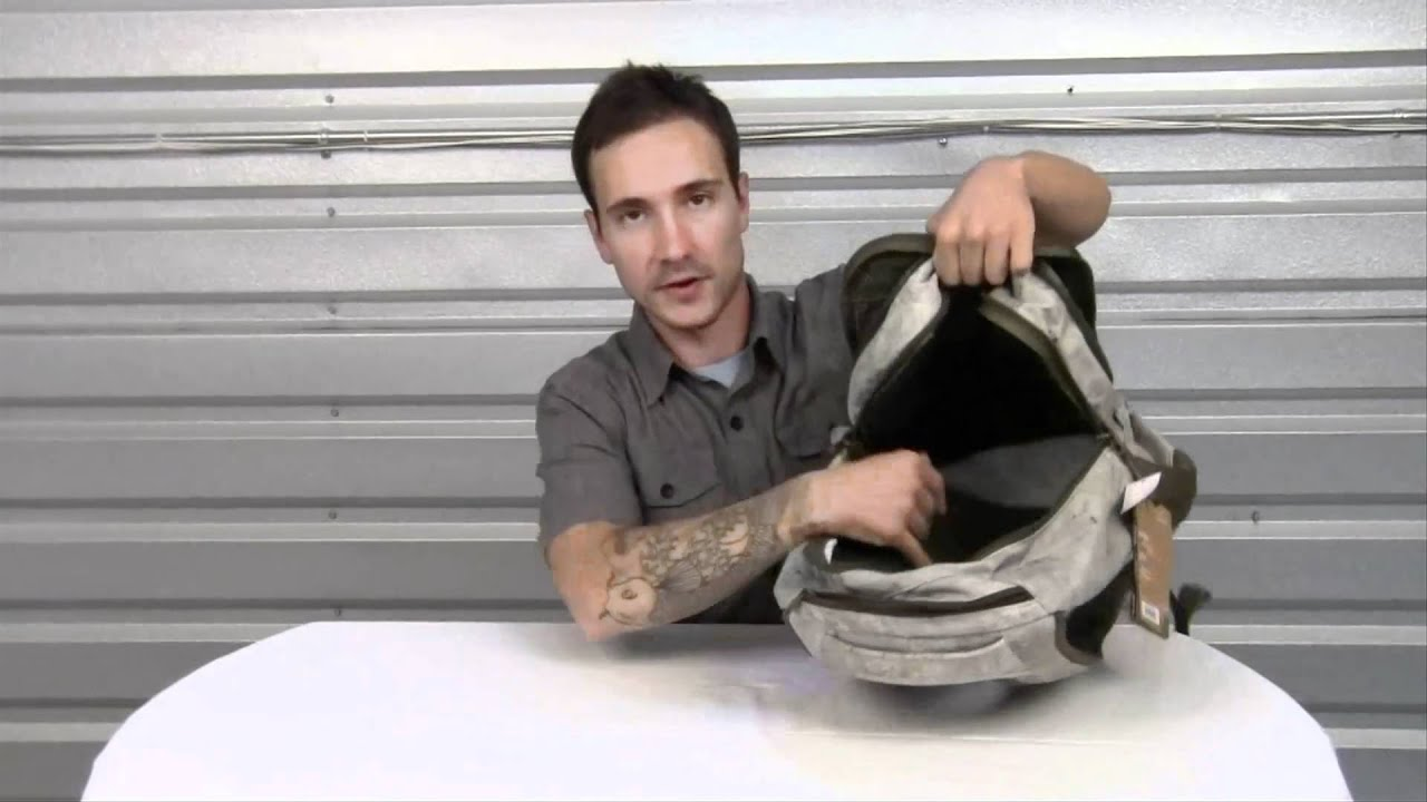Dakine Element Backpack Review at Surfboards.com - YouTube