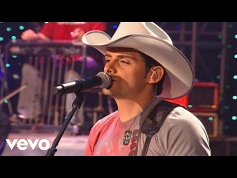 Brad Paisley - The World