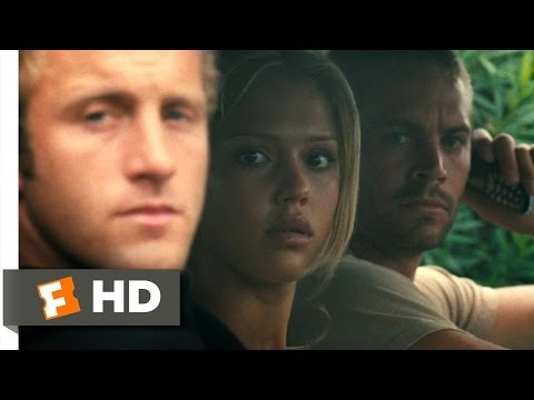 Into The Blue (6/11) Movie CLIP - Jared Is A Madman (2005) HD