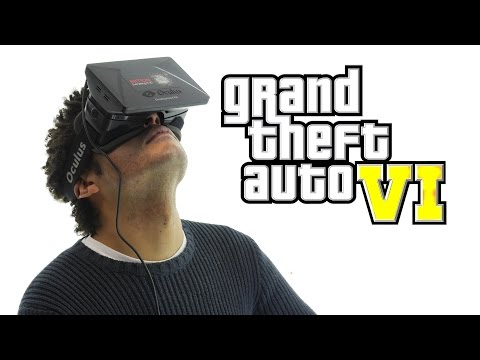 GTA 6 PC will probably include virtual gaming Oculus rift and Virtuix Omni