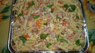 """Ricetta: Pasta Fredda """"all'insalata"""""""