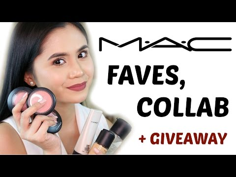 MAC Faves + FREE SEATS ON MAC TECHNIQUE 2.0 WORKSHOPS! | Anna Cay ♥