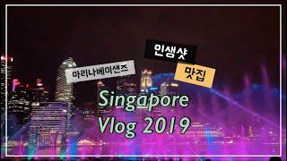 Singapore Vlog 싱가포르 3박4일 브이로그 …