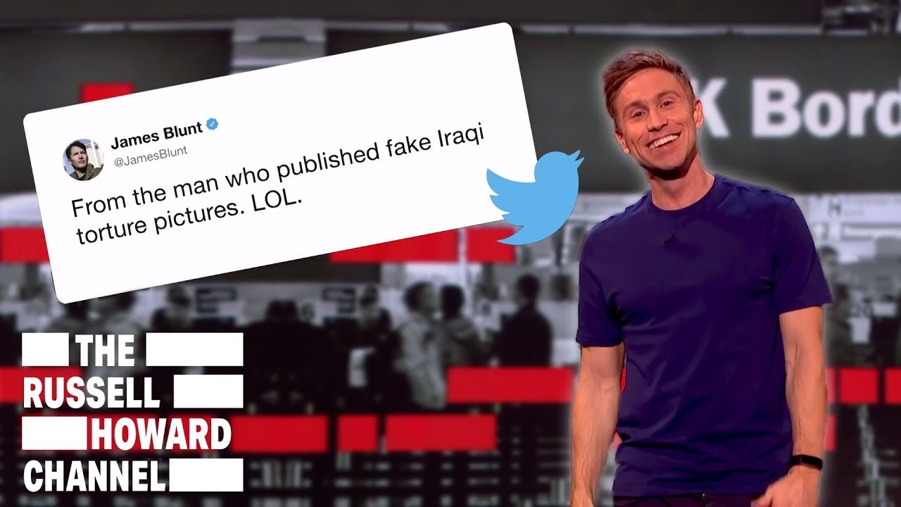 Download Times Social Media was Hilarious | The Russell Howard Channel