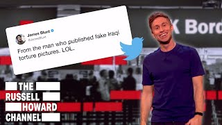 Times Social Media was Hilarious | The Russell Howard Channel