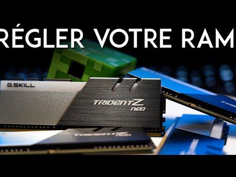 Comment Régler Votre RAM Correctement !