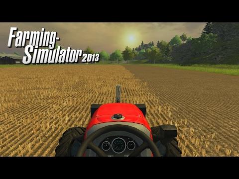 Стрим #4    Отдыхаем... Farming Simulator 2013