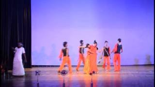 Oceans of Joy~ Dance Festival on the International Day against Child Labour~Windmill