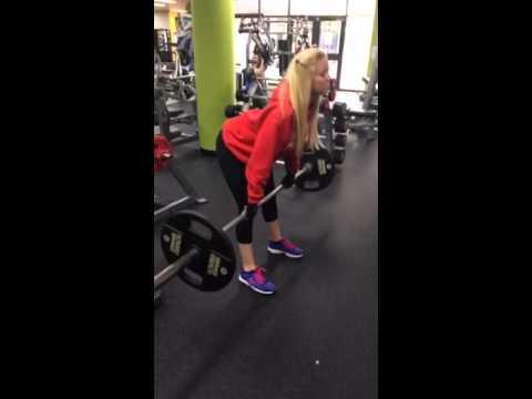 50 kg SLDL form - YouTube